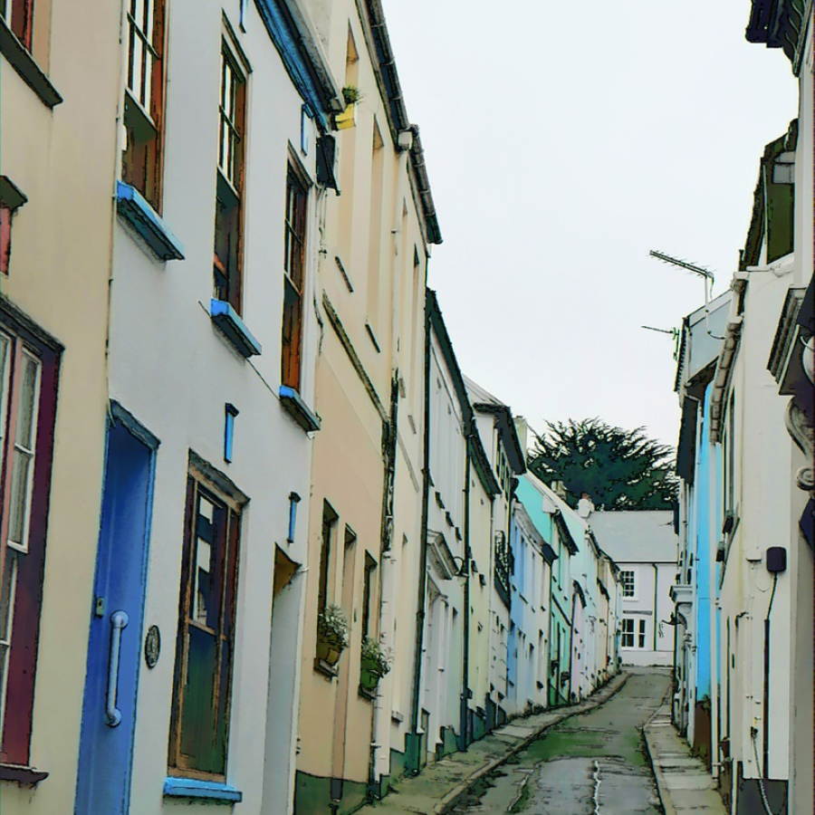 Bude Street, Appledore