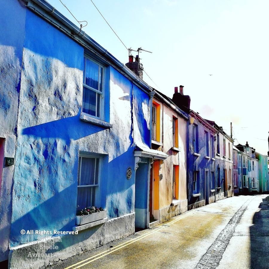 Irsha Street, Appledore