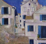 HOLIDAY DESTINATIONS, PAINTINGS OF GREECE, SKETCHES OF CORFU