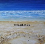 pAINTINGS OF THE SEA. BEACHES